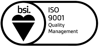 WE ARE CURRENTLY COMPLETING THE FINAL STAGES OF ISO 9001 CERTIFICATION